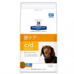 Hill's犬用 尿ケアC/Dマルチケア(チキン)小粒 7.5kg