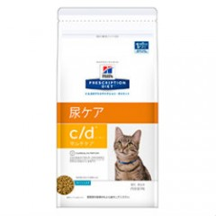 Hill's猫用 C/Dマルチケア フィッシュ入り 4kg